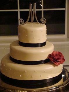 (Magnolia's Anniversary Cake!)